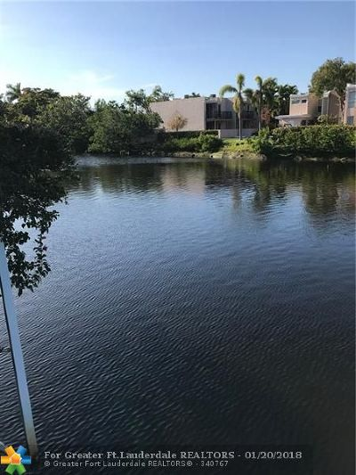 Fort Lauderdale Condo/Townhouse For Sale: 801 NE 18th Ct #306