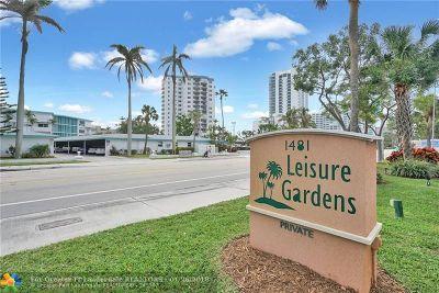 Lauderdale By The Sea Condo/Townhouse Backup Contract-Call LA: 1481 S Ocean Blvd #203E