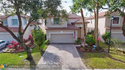 Coral Springs Single Family Home For Sale: 6346 NW 39th St