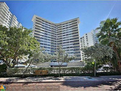 Fort Lauderdale Condo/Townhouse For Sale: 3700 Galt Ocean Dr #1204