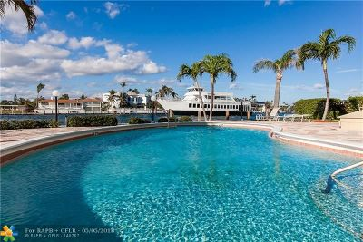 Pompano Beach FL Condo/Townhouse For Sale: $347,000