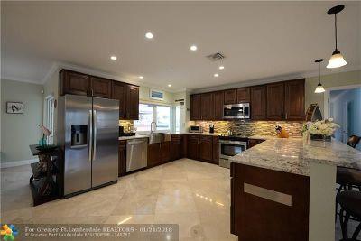 Pompano Beach FL Single Family Home For Sale: $929,250