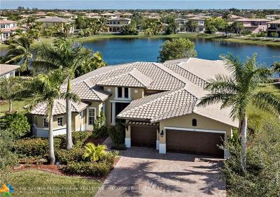Parkland Single Family Home For Sale: 7878 NW 111th Way