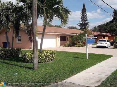Deerfield Beach Single Family Home Backup Contract-Call LA: 1101 SE 10th St