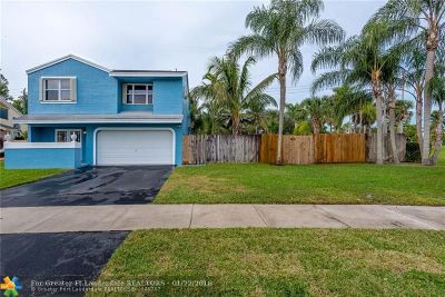 Cooper City Single Family Home Backup Contract-Call LA: 5851 SW 99th Ln