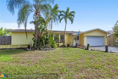 Cooper City Single Family Home Backup Contract-Call LA: 4960 SW 101st Ave