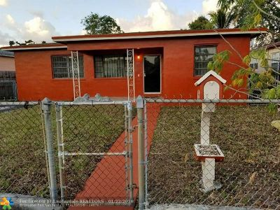 Miami Single Family Home For Sale: 3311 NW 51st St