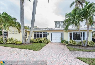 Seven Isles Single Family Home Backup Contract-Call LA: 2520 Delmar Pl