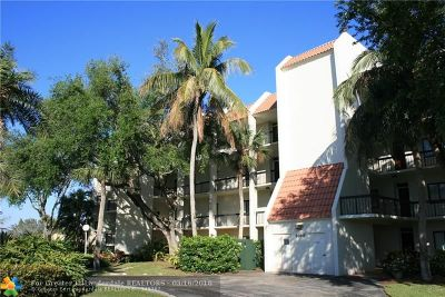 West Palm Beach Condo/Townhouse For Sale: 3050 Presidential Way #403