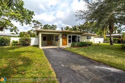 Broward County Single Family Home For Sale: 415 SW 10th St