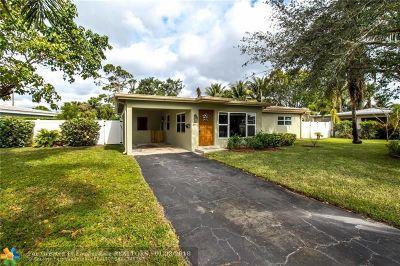 Pompano Beach Single Family Home Backup Contract-Call LA: 415 SW 10th St