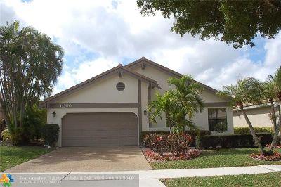 Boca Raton Single Family Home For Sale: 11200 Highland Cir