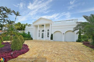 Boca Raton Single Family Home For Sale: 2156 Date Palm Rd
