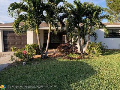 Miramar Single Family Home Backup Contract-Call LA: 7771 Venetian St
