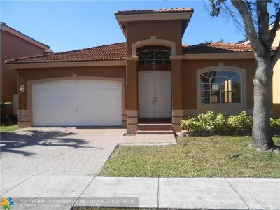 Miramar Single Family Home For Sale: 5372 SW 131st Ter
