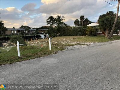 Deerfield Beach Residential Lots & Land For Sale: 403 NE 6th Ave
