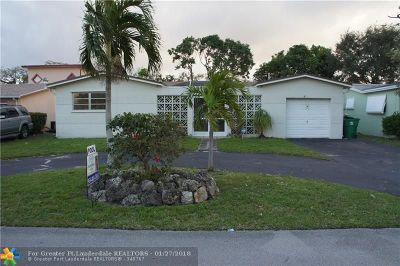 Miramar Single Family Home For Sale: 7390 Harbour Blvd