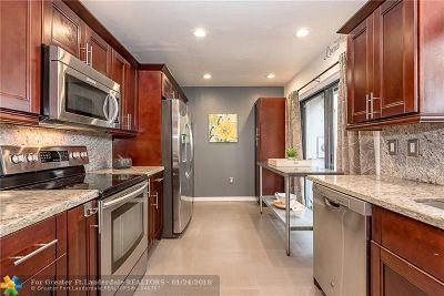 Weston Condo/Townhouse Backup Contract-Call LA: 16063 Fairway Cir #68