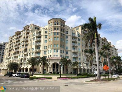 Boca Raton Condo/Townhouse For Sale: 99 SE Mizner Blvd #515