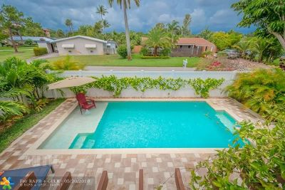 Wilton Manors Single Family Home For Sale: 224 NW 21st St