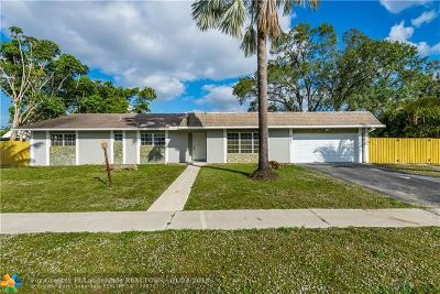 Davie Single Family Home Backup Contract-Call LA: 6801 SW 44th St