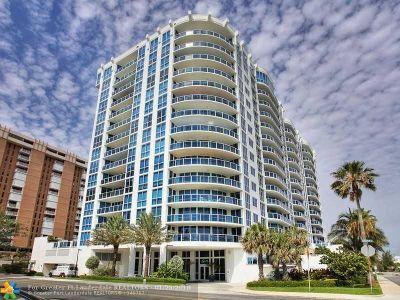 Pompano Beach Rental For Rent: 801 Briny Ave #1402