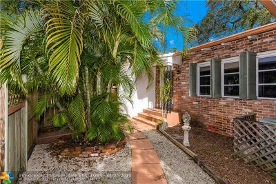 Fort Lauderdale Multi Family Home For Sale: 700 SW 8th Ter