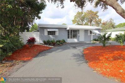 Hollywood Single Family Home Backup Contract-Call LA: 1904 N 58th Way