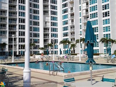 Lauderdale By The Sea Condo/Townhouse For Sale: 1620 S Ocean Bl #5M