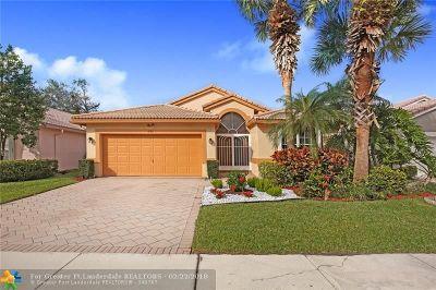 Boynton Beach Single Family Home For Sale: 6785 Indianwood Way