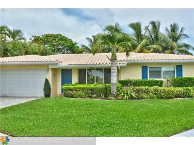 Pompano Beach Single Family Home For Sale: 301 SE 6th Ave