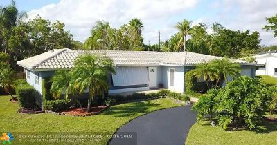 Wilton Manors Rental For Rent: 2409 NW 6th Ave