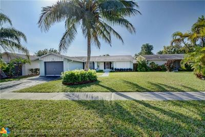 Sunrise Single Family Home For Sale: 9340 NW 37th Mnr