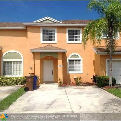 Deerfield Beach Condo/Townhouse Backup Contract-Call LA: 1339 SW 48th Ter #1339