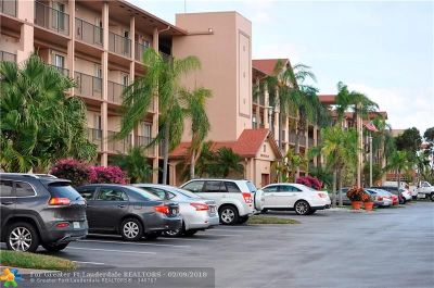 Pembroke Pines Condo/Townhouse For Sale: 12651 SW 16th Ct #307