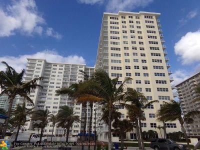 Pompano Beach Condo/Townhouse For Sale: 111 N Pompano Beach Blvd #902