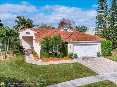 Pembroke Pines Single Family Home Backup Contract-Call LA: 16503 SW 2nd Dr