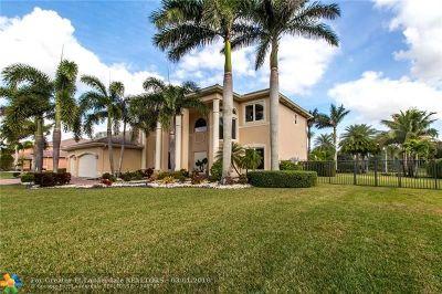 Davie Single Family Home For Sale: 2960 Birch Ter