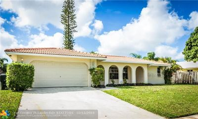 Boca Raton Single Family Home For Sale: 3333 NW 26th Ct