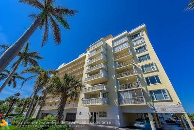 Highland Beach Condo/Townhouse For Sale: 3114 S Ocean Blvd #311