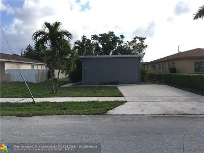 Delray Beach Single Family Home For Sale: 125 SW 13th Ave
