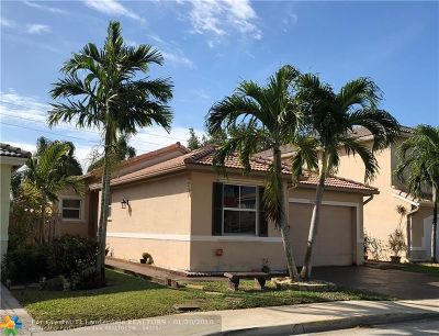 Pembroke Pines Single Family Home Backup Contract-Call LA: 10494 SW 16th St