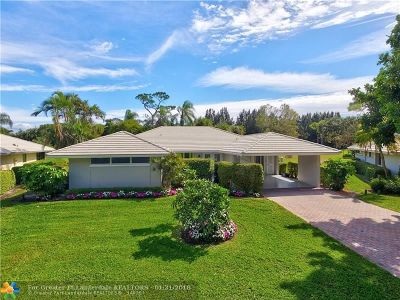 Boynton Beach Single Family Home For Sale: 3492 Royal Tern Ln