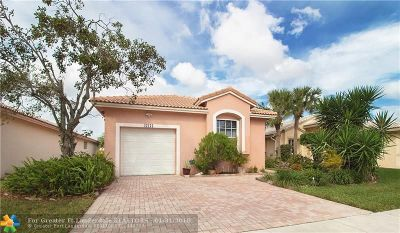 Pembroke Pines Single Family Home Backup Contract-Call LA: 17133 NW 11th St