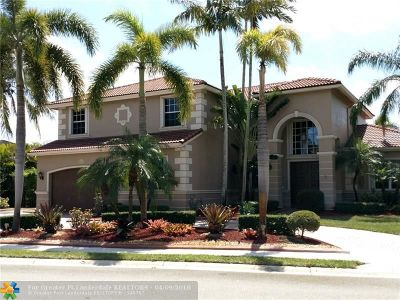 Pembroke Pines Single Family Home Backup Contract-Call LA: 15998 SW 3rd St