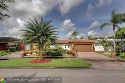 Hollywood Single Family Home For Sale: 3400 N 46th Av