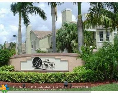 Boynton Beach Condo/Townhouse For Sale