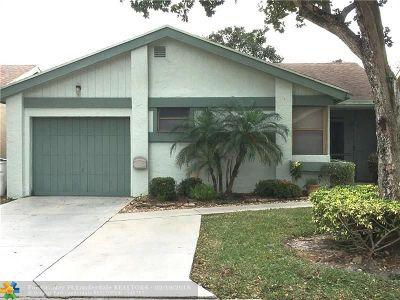 Coconut Creek Single Family Home Backup Contract-Call LA: 4488 Cordia Cir