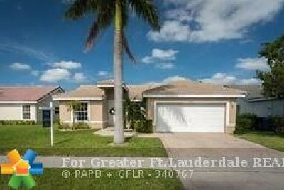 Oakland Park Single Family Home For Sale: 4421 NW 20th Ave