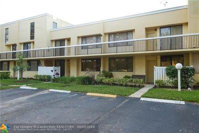 Davie Condo/Townhouse Backup Contract-Call LA: 2821 SW 87th Ave #806